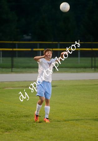 Ballard vs Manual Varsity Boys Soccer