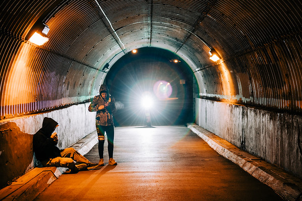 Night tunnel pics (Misty Wong)