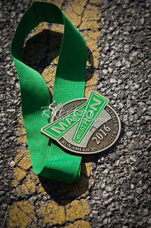 2016 First Annual Belleville Main Street Marathon
