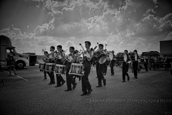 Plano Drum Line Competition 2017