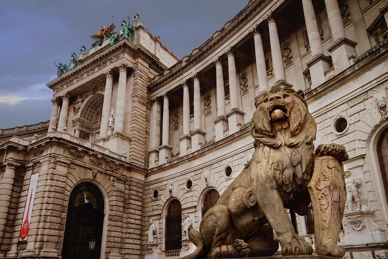 The Habsburg Lion