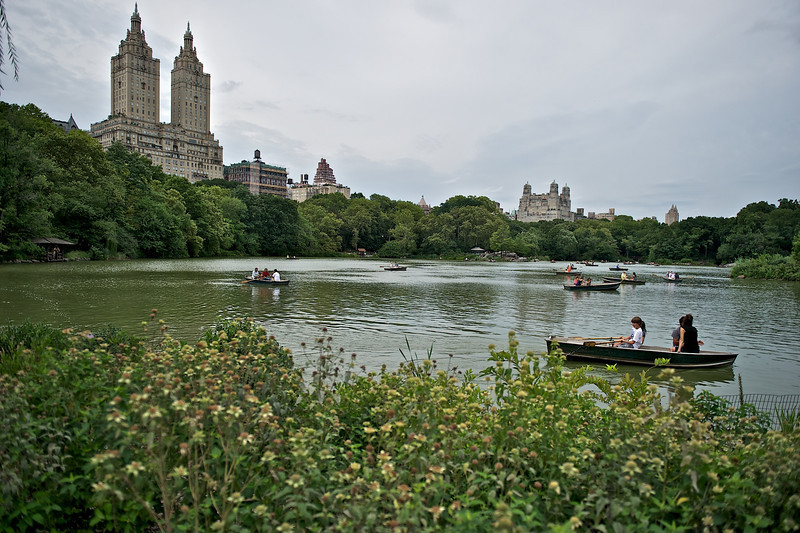 Central Park, Manhattan, New York 2011