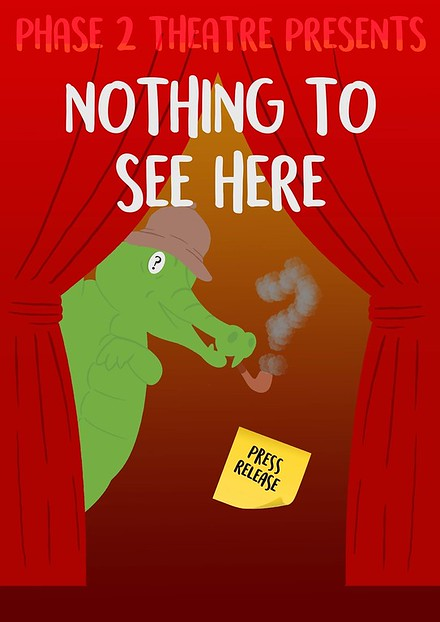 Nothing To See Here poster