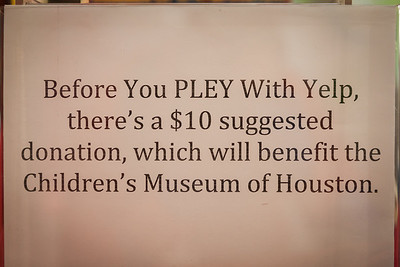 Yelp - Come Pley With Yelp
