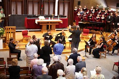 Mountain View UMC 05-18-2014 Music Heritage Sunday 10:00 Service