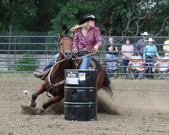 2014 Sioux Empire 4-H Rodeo - Sat Barrel & Flag Racing