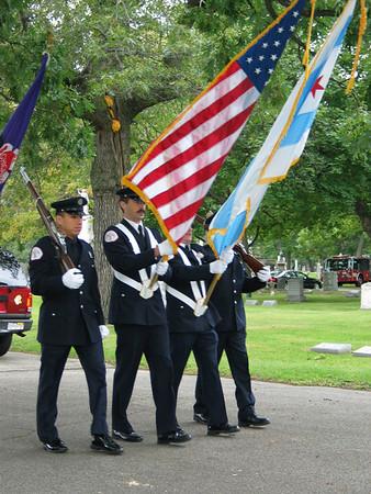 21th Annual Memorial Service