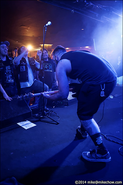 The Wrecktals/Los Furios/Anchoress/Crime City/Bone Daddies, July 19, 2014