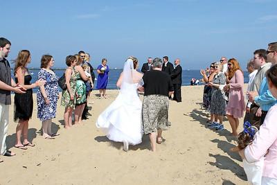 Guy and Kristy's Wedding