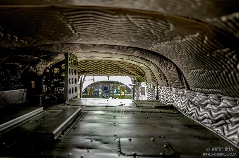 Padded Interior    Photography by Wayne Heim