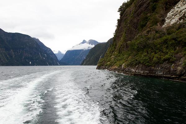 Day 31 - Milford Sound