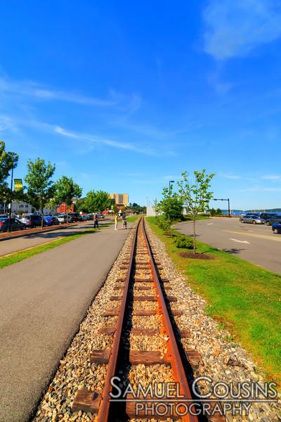 Narrow Gauge Railroad on the East End
