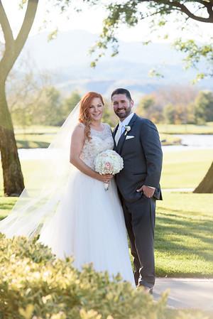 Brad & Christine Wedding 12/28/18