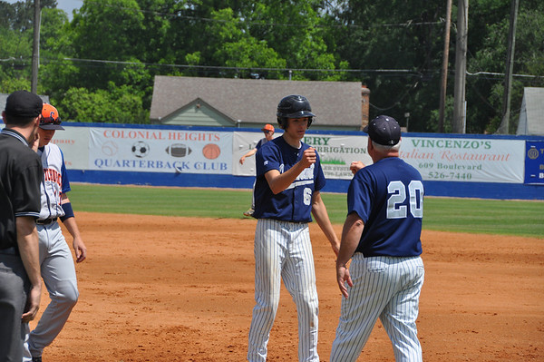 Covenant baseball's state title win 2011