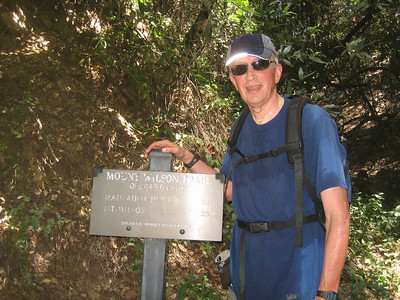 Mt. Wilson Trail 5-26-14