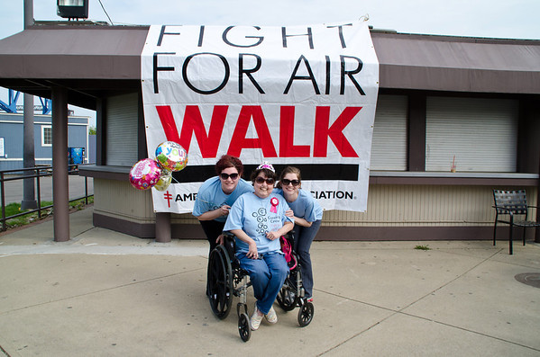 2013 Fight For Air Walk Cleveland