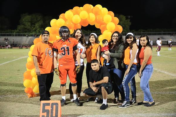 Senior Night Varsity Football-Parents