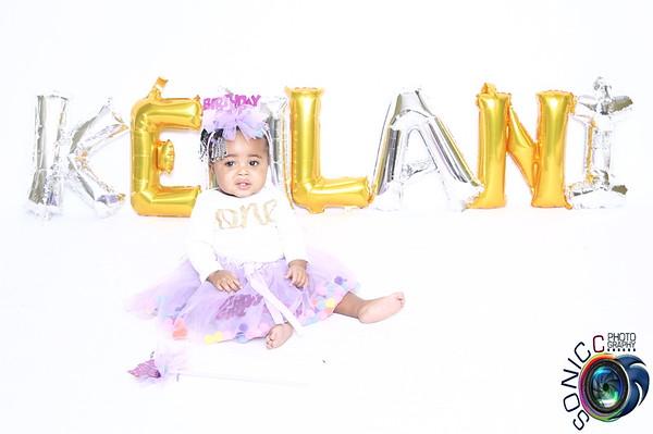 Kehlani's 1st Birthday Shoot