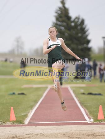 CMU - Bennett - Women's Long Jump