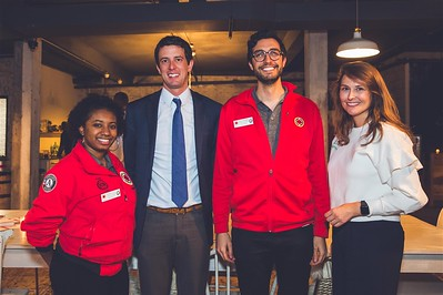 Associate Board Networking Event 2019 - City Year Detroit