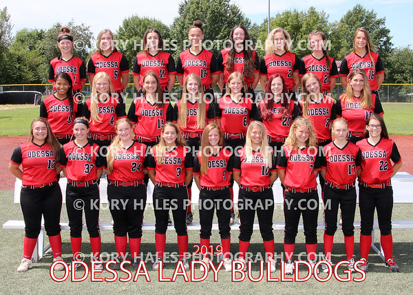 2019 OHS Softball