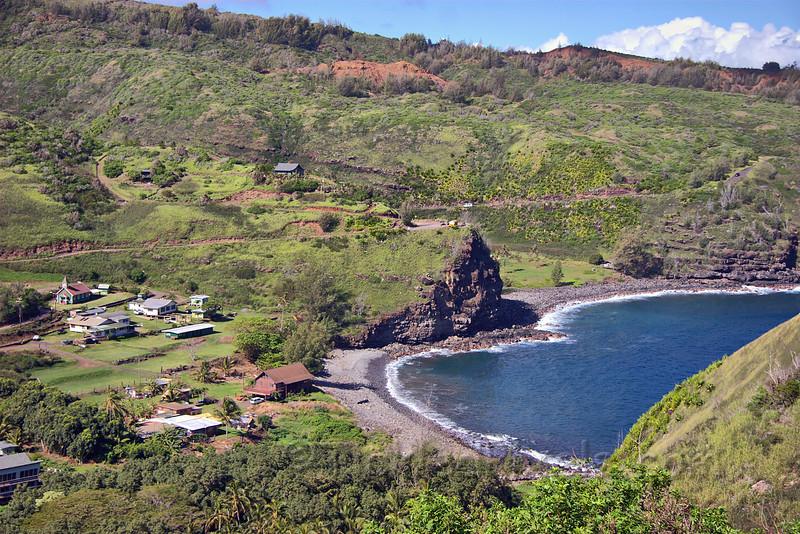 Kahakaloa Village, Maui