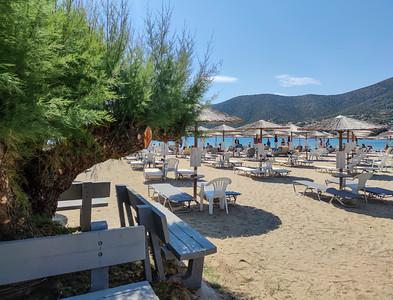 Attica: Porto Rafti: Era Mensa Beach Bar