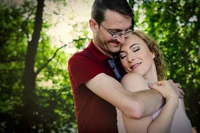 Rosalind and Mark Pre-Wedding Shoot