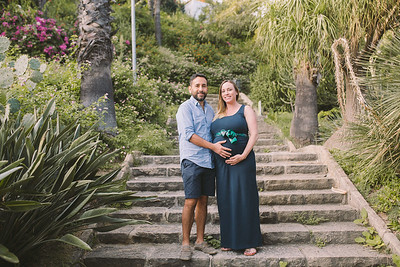 Embarazo Carlos+Melissa