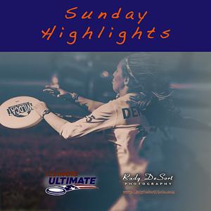 Sunday Highlights