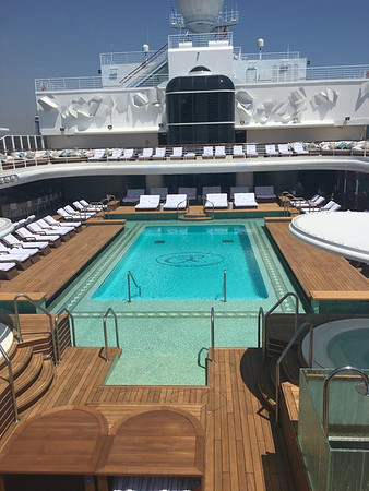 Regent Seven Seas Explorer July 2016