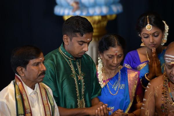 Miruthanga Arangetram of Sabijan Nadesan