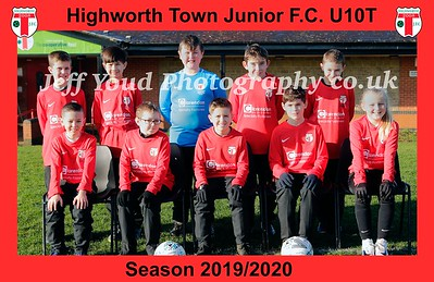 HTJ U10T  v  CRICKLADE UNDER 10.