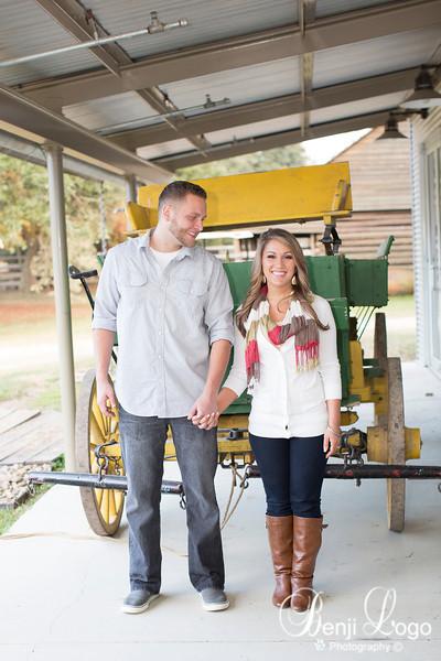Sarah & Donald Engagement Photos