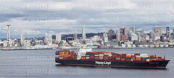 Commerce at Washington State ports stall as dispute with nternational Longshoremen's and Warehousemen's Union continues