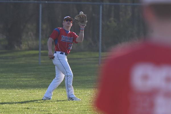 Varsity Baseball vs Blair EMC