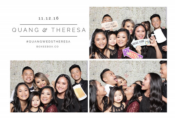 Quang & Theresa Booth Prints