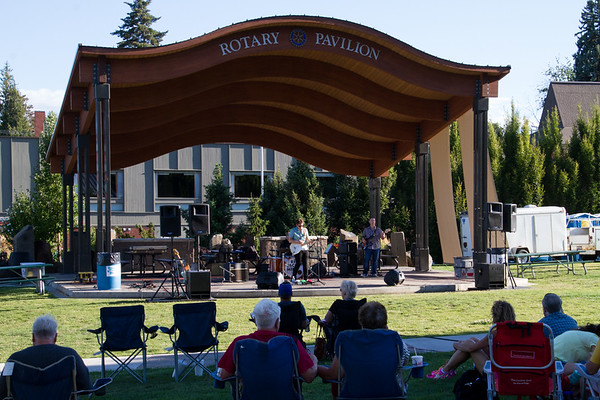 2016-07-22 Sunset Concert Series: Red Jacket Mine