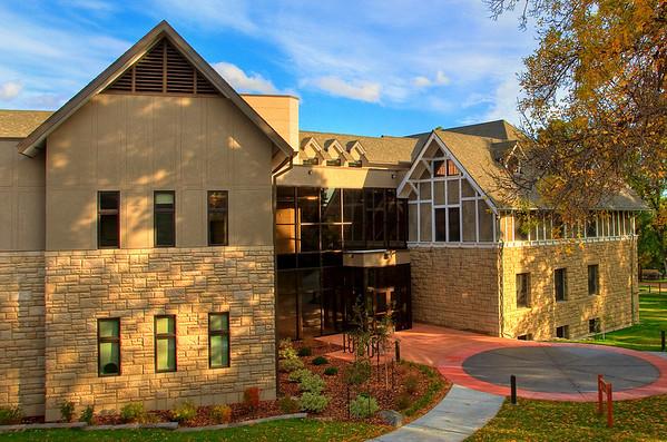 Morledge-Kimball Hall