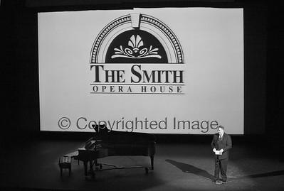 Rusinko at the Smith