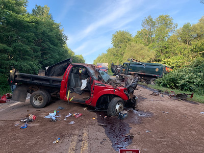 Truck Accident - Eckley