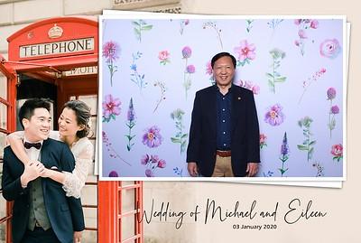 Michael & Eileen 3 Jan 20 Photobooth Album