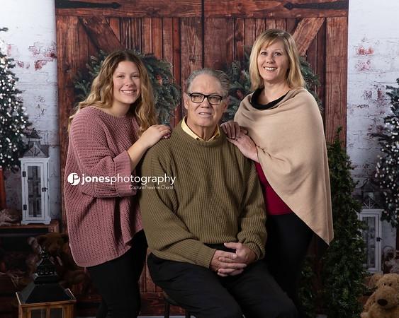 Gentz Family Christmas 2020