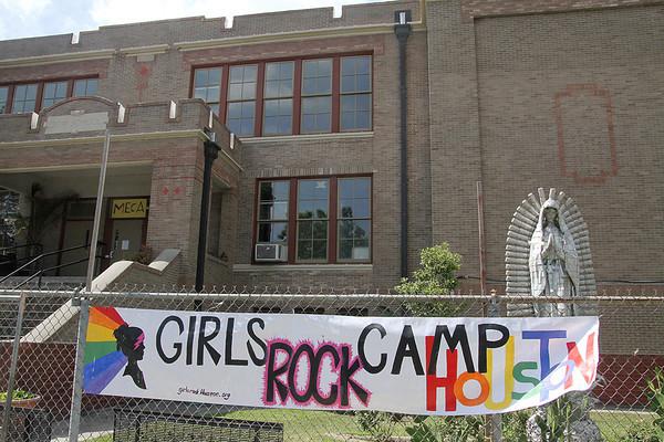 20130731~0802 Girls Rock Camp Houston