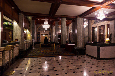 Whitcomb Hotel - San Francisco - Aug 2011