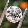 1.13ct Old European Cut Diamond GIA J SI1 1