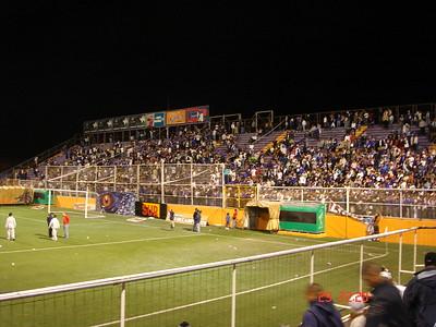 Saprissa-Toluca