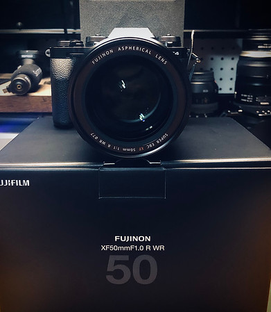 Photo Thoughts: Fuji 50 mm f/1.0 vs. 56 f/1.2
