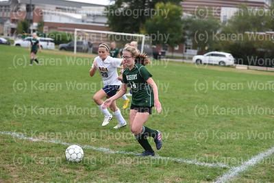 Freshmen Girls Soccer 2018