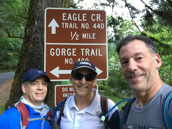 Eagle Creek Hike 2015